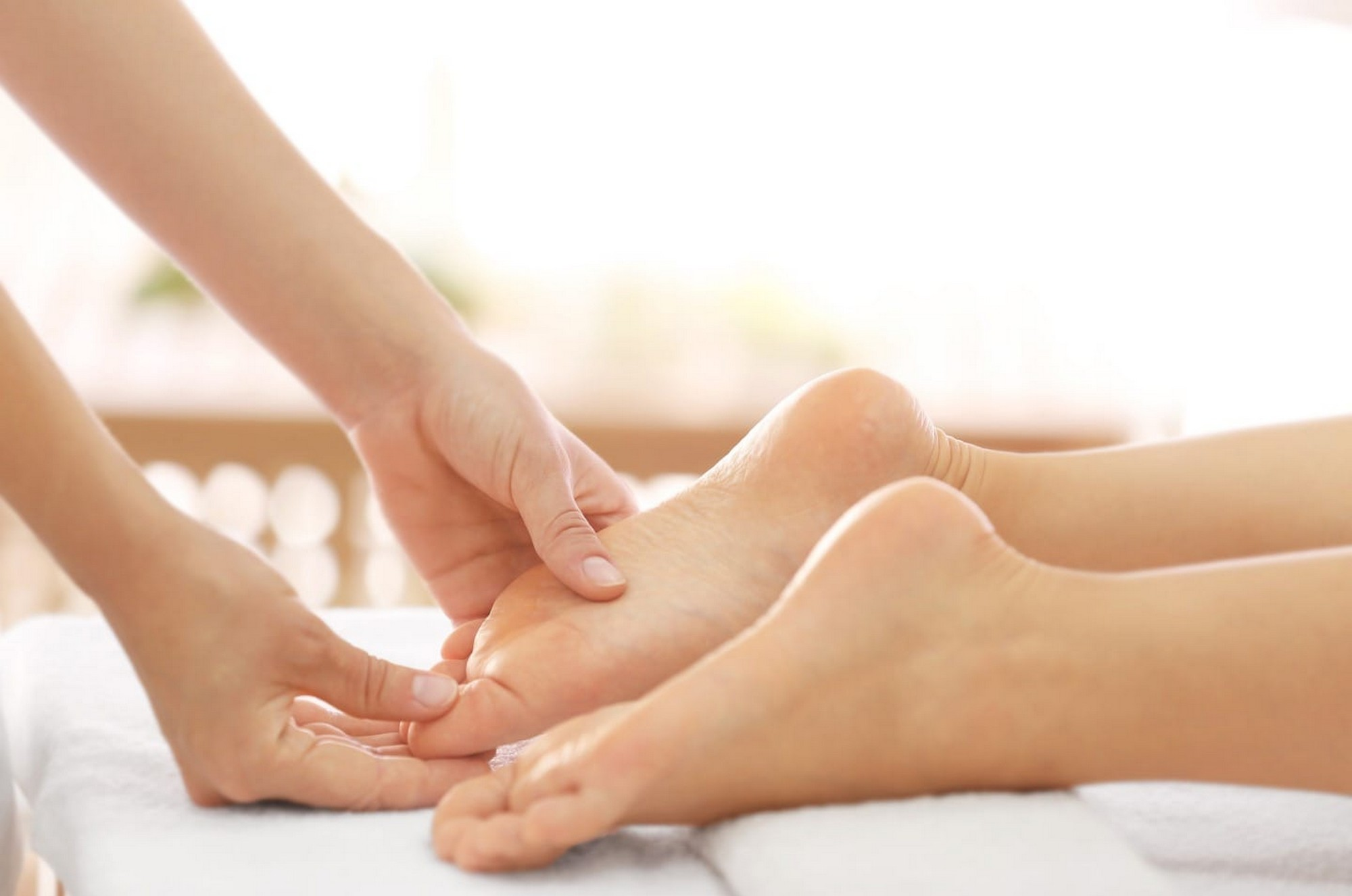 Reflexology Massage In Dubai